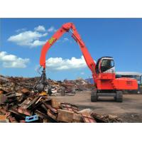 Quality large and super large hydraulic material handler/mining hydraulic excavator for sale