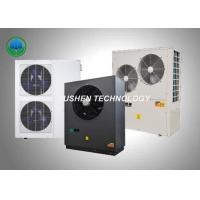 Buy cheap 17 Kw Home Air Source Heat Pump Air Conditioning Equipment Side Air Blow product