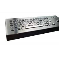 Buy cheap desk top version UK English industrial metal keyboard with Euro € and 64 keys product
