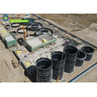 Buy cheap ART 310 Sludge Storage Tank For Wastewater Treatment Plants product