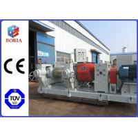Buy cheap Rubber Roller Mill Mixer Open Mixing Mill 25-50kg Feeding Capacity Per Time product