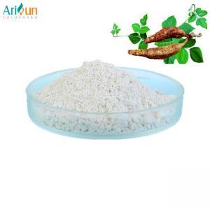 China White Or Yellow Brown Organic Kudzu Root Powder Enhancing Human Immunity By 40% - 98% Puerarin on sale
