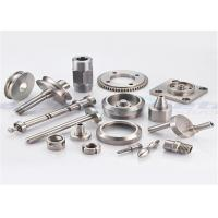 Buy cheap Hardware Motorcycle / Auto CNC Milling Parts Iron Turning Plating CNC Machining product