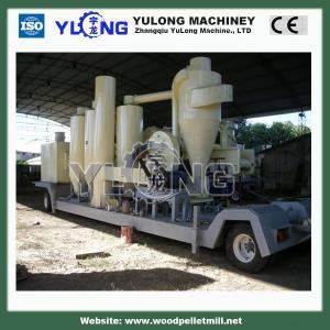 Buy cheap Argentina Mobile wood pellet production line product