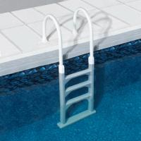 Buy cheap High Strength Aluminum Hardware Products Outdoor Above Ground Pool Ladders product