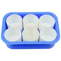 Plastic Brush Washer  Plastic cup and cup set Plastic bowl painting tools accessoires