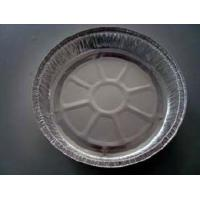 Buy cheap Semi - Rigid Household Round Aluminum Foil Pans Food Storage Safety Healthy product