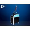 Buy cheap Vertical Laser Skin Rejuvenation Machine 532nm 1064nm 755nm 2-10mm Spot Diameter from wholesalers