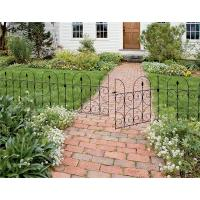 Buy cheap Artistic Border Fence product
