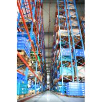 Buy cheap VNA Racking Aceally Warehouse Storage Solution product