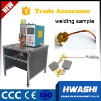Buy cheap Medium Frequency Small Size DC Welding Machine For Electrical Copper Relay / Shunt product