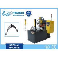 Buy cheap HWASHI Steel Pipe Clamp / Pipe Hold Automatic Stud Welding Machine product