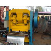 Buy cheap Durable Biggest Perforated Metal Machine , Expanded Mesh Machine Thickness 2mm product