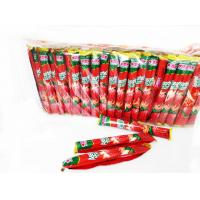 Buy cheap Super Candy Strawberry Flavor Nice Taste and Sweet Promotional Snack Good price product