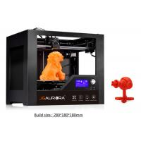 Buy cheap Cura Software High Precision 3D Printer Hot Bed For Education Single Nozzle product