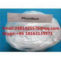 Buy cheap Pharmaceutical Medical Raw Materials Phenibut for Anxiety Reduction CAS 1078-21 from wholesalers
