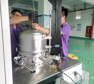 Buy cheap C60 Inductive Thermal Evaporation Machine Crucible Evaporation Coating Machine product