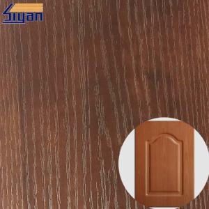 Buy cheap PVC Furniture Film Texture Decorative PVC Wood Grain Film For Membrane Pressing product