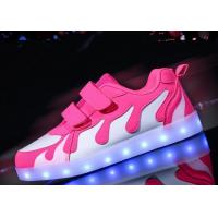 Buy cheap 2017 Boys Girls LED Flashing Shoes Baby Light Shoes For Christmas Gift from wholesalers
