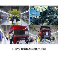 Buy cheap Truck Assembly Line 7950×2200×2435 Overall Dimensions product