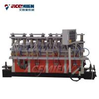 Buy cheap WPC Board Making Machine , PVC WPC Composite Foam Making Machine 3 Phase product