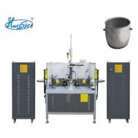 Buy cheap Horizontal Type Stainless Steel Pot Ear Welding Machine With One Year Warranty product