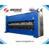 Buy cheap 4m Double Board Needle Punching Machine High Performance Customized Needle Density product