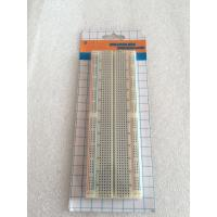 Quality 830 Points 4 Power Rails Electronics Breadboard  Electronic Projects Using Breadboard for sale