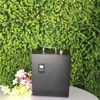Buy cheap Wall Mounted Hvac Electric Fragrance Diffuser , Room Diffuser Machine For Hotel Lobby product