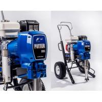 Buy cheap Gas Powered Airless Paint Sprayer For House Decoration Airless Spray Machine With Piston Pump product