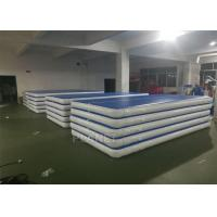 Buy cheap Custom Drop Stitch Material Inflatable Air Track For Sport Train product