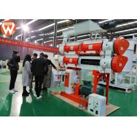 Buy cheap High Speed 5T / H Feed Pellet Making Machine / Production Plant In Stock product