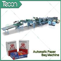 Buy cheap Professional 2-5 Ply of Kraft Paper Bag Making Machines With Big Production Plant product