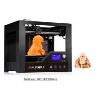 Buy cheap Desk Top Metal High Precision 3D Printer PLA Filament In Education product