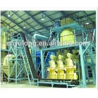 Buy cheap complete wood pellets machinery line product