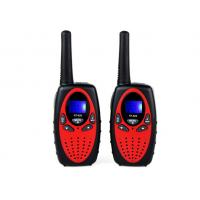 Buy cheap Adjustable Volume Level Kids Walkie Talkie With Auto Squelch Function product
