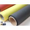 Buy cheap Fiberglass Fabric Acrylic Coated Fire Welding Blanket Cloth Roll 0.45MM 260℃ product