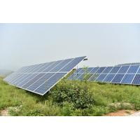 Buy cheap High Powder Aluminium Solar Panel Frame For Solar Mounting Systems ISO9001 product