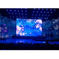 Buy cheap High Gray Scale Indoor Fine Pitch Led Display 640000 Dots / ㎡ For Meeting Roomet product