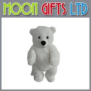 China Custom Wholesale Plush Bear Backpack Kids Toy Bag on sale