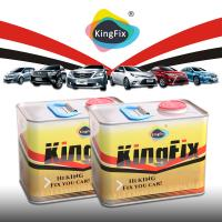 Buy cheap KINGFIX Brand car paint thinner retarder solvent for lengthening volatile time product