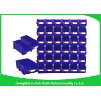 Buy cheap Recyclable Warehouse Storage Bins Shelf Wall Mounted Big Capacity For Spare Parts Storage product