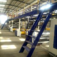 China 3/5/7 Layer Corrugated Cardboard Production Line on sale