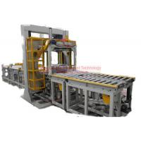 Buy cheap Humanized Structure Coil Stretch Wrapping Machine Horizontal Universal Type product