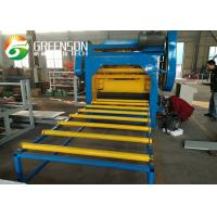 Buy cheap Automatic Sheet Perforation Machine For Gypsum Ceiling Tiles / Fiber Cement Board product