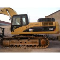 Quality 2.0cbm capacity Used Excavator Caterpillar 336D 30 ton CAT excavator for sale