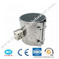 Buy cheap Infrared Energy Saving Cast Heater Extruder Mica Band Heater With K Type Thermocouple product