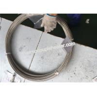 Buy cheap MI Cable Mineral Insulated Thermocouple Cable / Mineral Insulated Heating Cable product