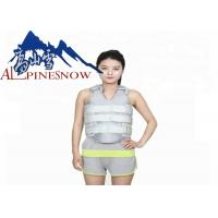 Buy cheap Thermoplastic Thoracic Spinal Orthosis Back Brace With Tightness Adjustable Straps product
