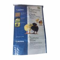 Buy cheap Professional BOPP Laminated PP Woven Bags / Agricultural Bags SGS Approved product